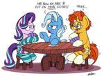 Dress Up Poker by bobthedalek