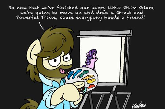 The Joy Of Pony