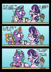 Dinner With Dad by bobthedalek