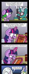 Fore-wording Theories by bobthedalek