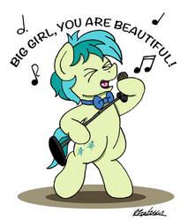 Big Yak (You Are Beautiful) by bobthedalek