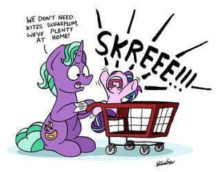 Shopping SKREE!!! by bobthedalek