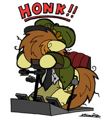 Everypony Do The Honk