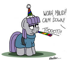Maud Of The Party