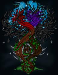 Dance Of Balance 05 by MidnightPurpleDragon