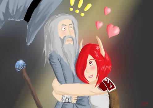 Elven Hug