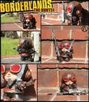 Borderlands Mordecai The Hunter mini-Munny
