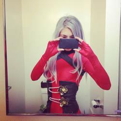 SCV Natsu cosplay preview by zeemenace