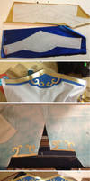 Soul Calibur IV Xianghua (alternate) leggings by zeemenace