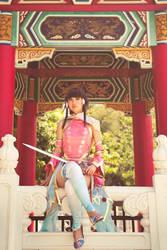 Xianghua Soul Calibur IV alternate by zeemenace