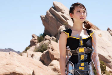 Borderlands 2 Angel cosplay by zeemenace