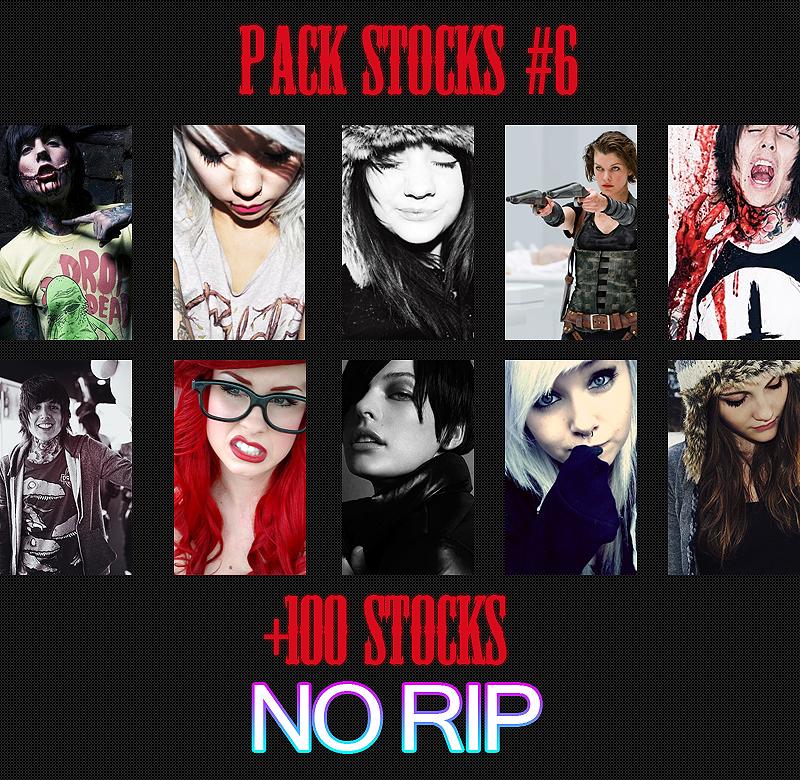 pack stocks #6
