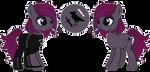 [Adoptable #42] - Raven Mist (Closed) by N0KKUN