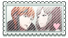 Gaius x Sumia Stamp by AltoLullaby