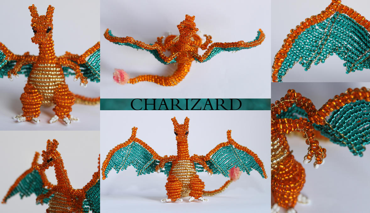 - Charizard - by YamiNoTora