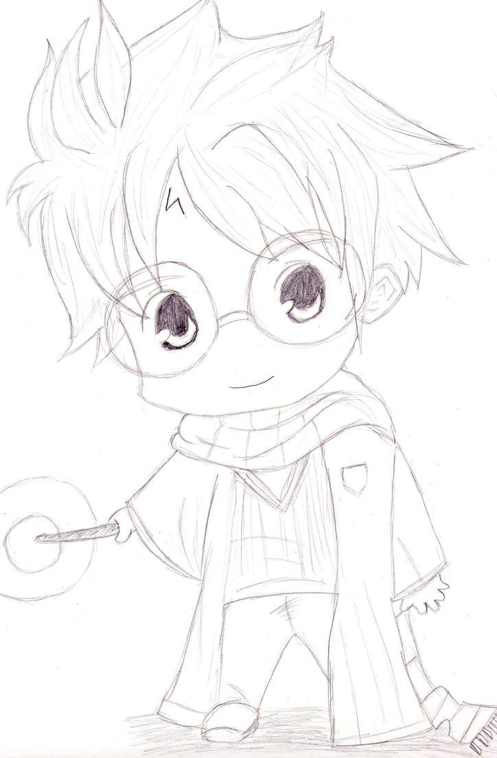 Harry Potter Chibi Ecosia
