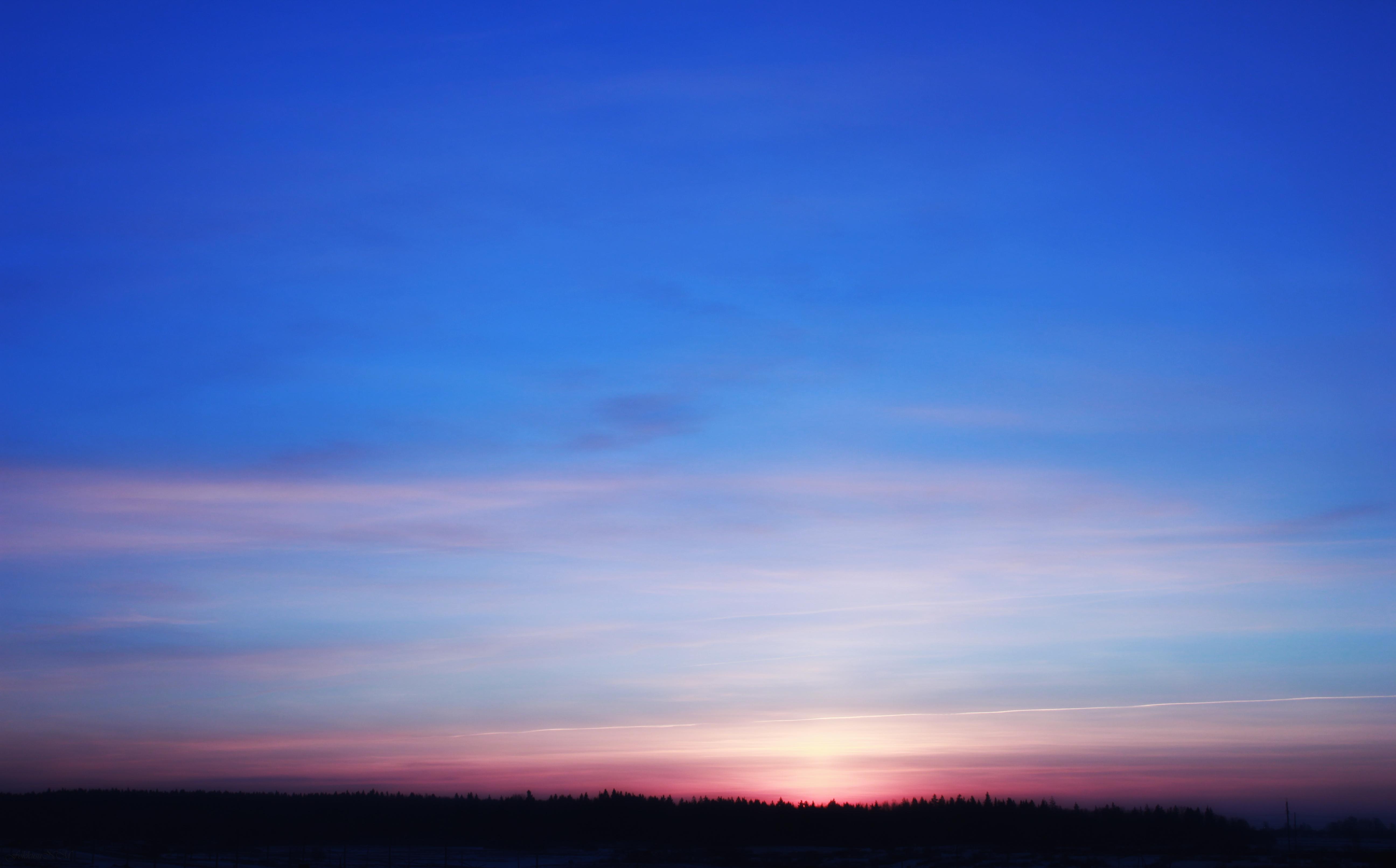 dawn of
