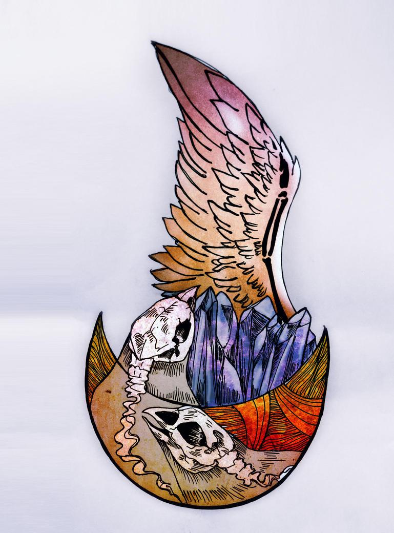 wings rebirth by FokkusuNM