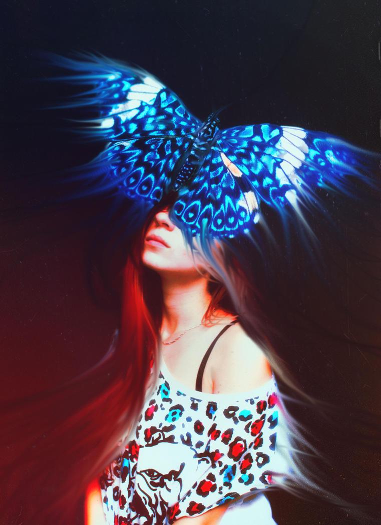 butterfly by FokkusuNM