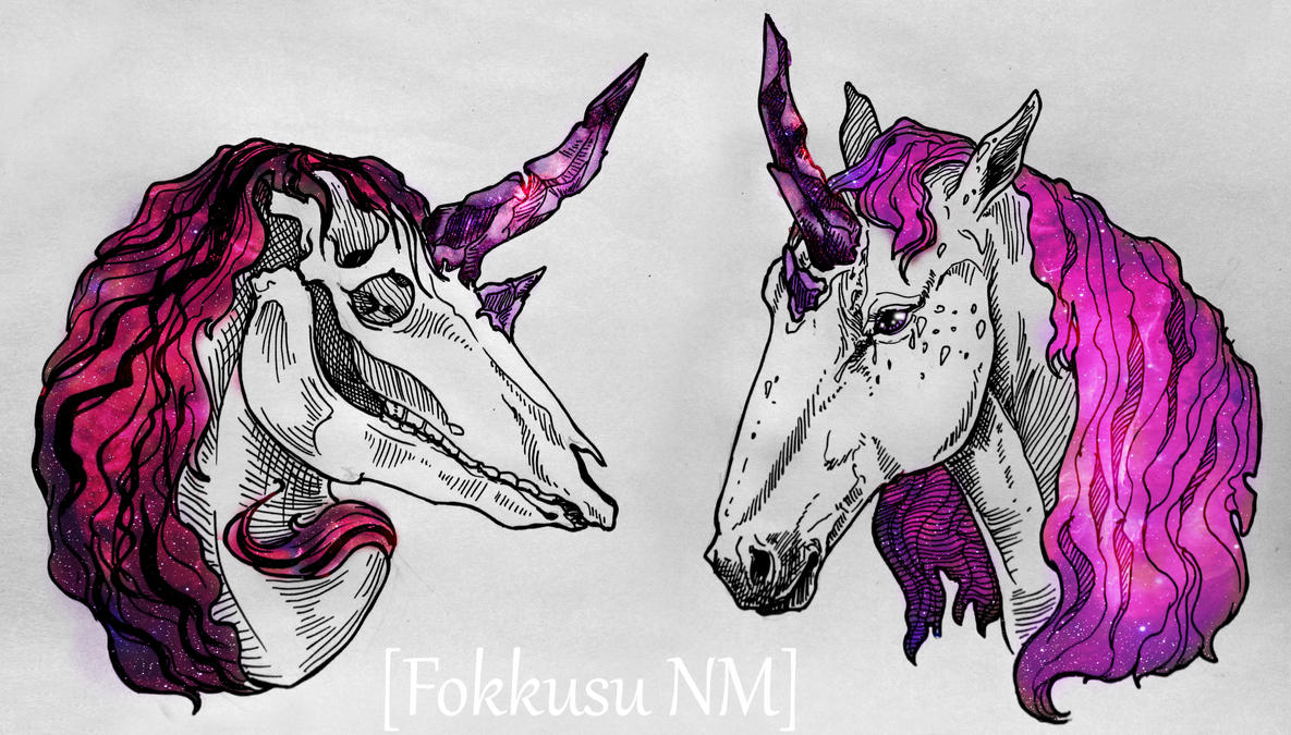 unicorns by FokkusuNM