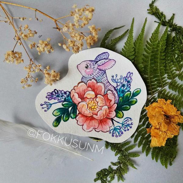 spring by FokkusuNM