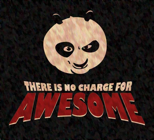 Kung Fu Panda Fan art
