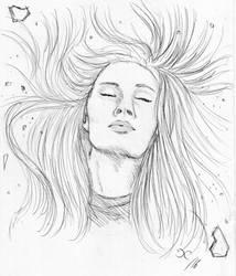 Amber ( Drawn again)