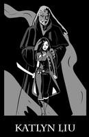 Katlyn and Gethin by Mechabadger