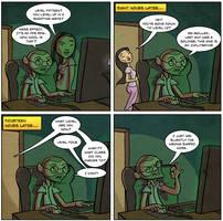 Mass-ochist Effect by Mechabadger