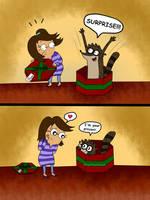 Christmas Surprise! by IHopeYourLove18