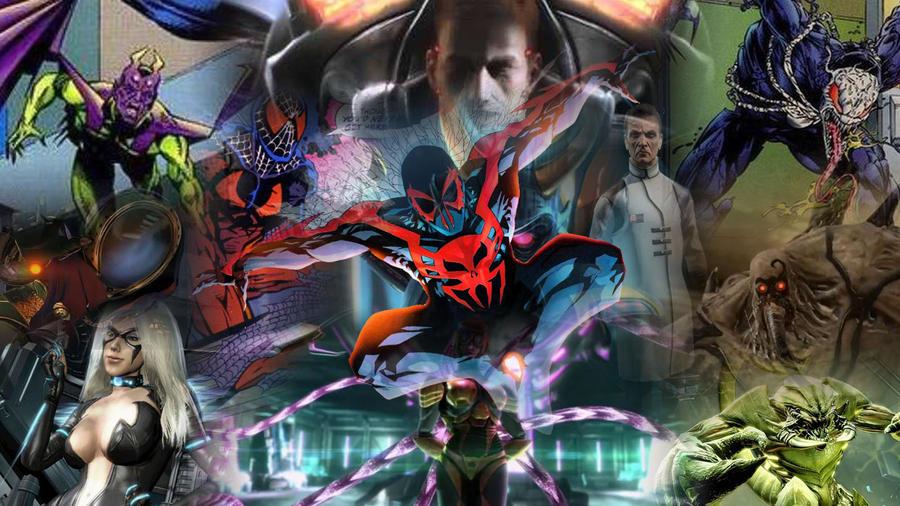 Spider-Man Of 2099 By Deadwade11 On DeviantArt