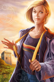 13TH DOCTOR (2nd version)