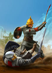 nigbolu battlefield