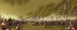 kusatma-siege by erkanerturk