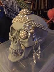 Ophelia's Skull from Hamlet