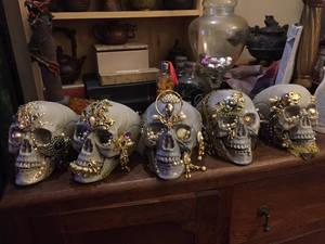the Graveyard Skulls from Hamlet