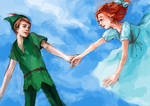 Peter x Wendy: To Neverland