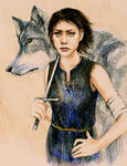 ASOIAF: She-Wolf
