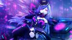 Neptunia-Iris Heart by Megas360