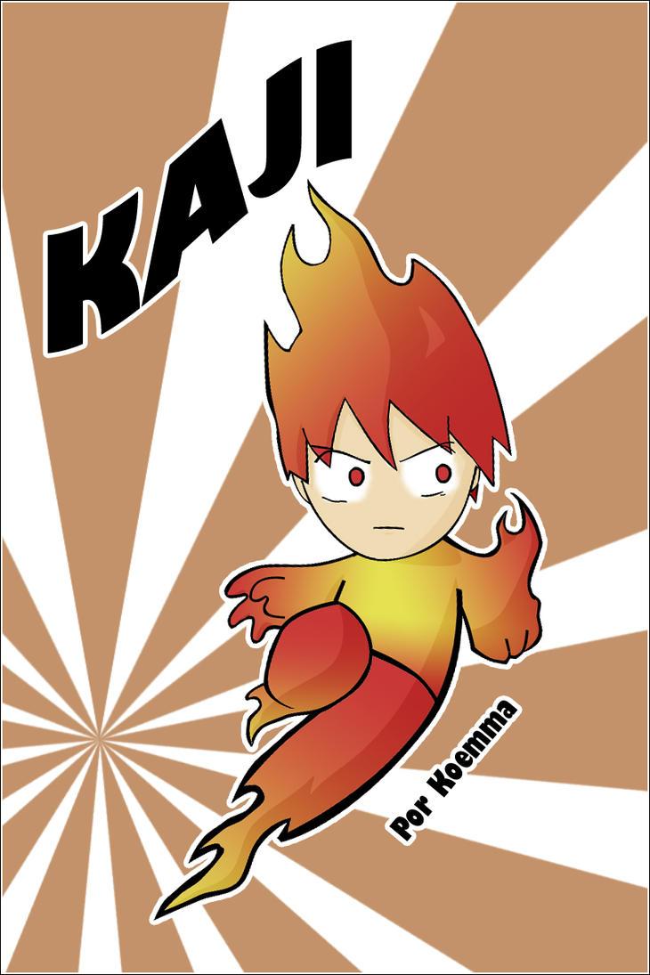 Kaji - 5 Elementos by Koemma92