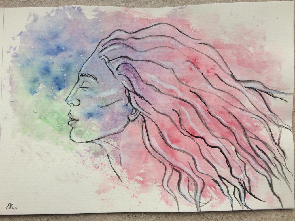 watercolour fun by Emmagro
