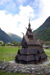 Borgund Stavechurch