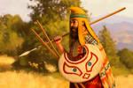 Thracian peltast