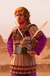 Alexander the Great by JFoliveras