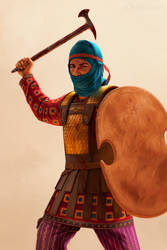 Persian immortal by JFoliveras