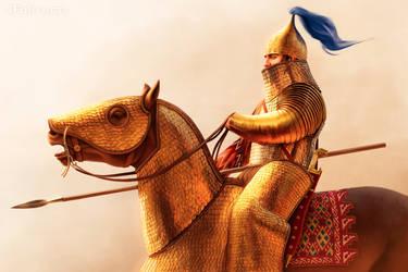 Persian cataphract