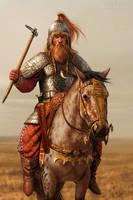 Scyhtian chieftain