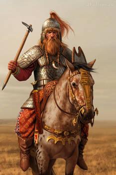 Western Scyhtian chieftain