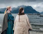 Germanic women by JFoliveras