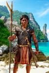 Yue warrior